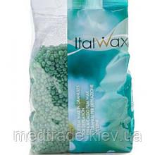 Гранульований гарячий віск Italwax азулен 1кг