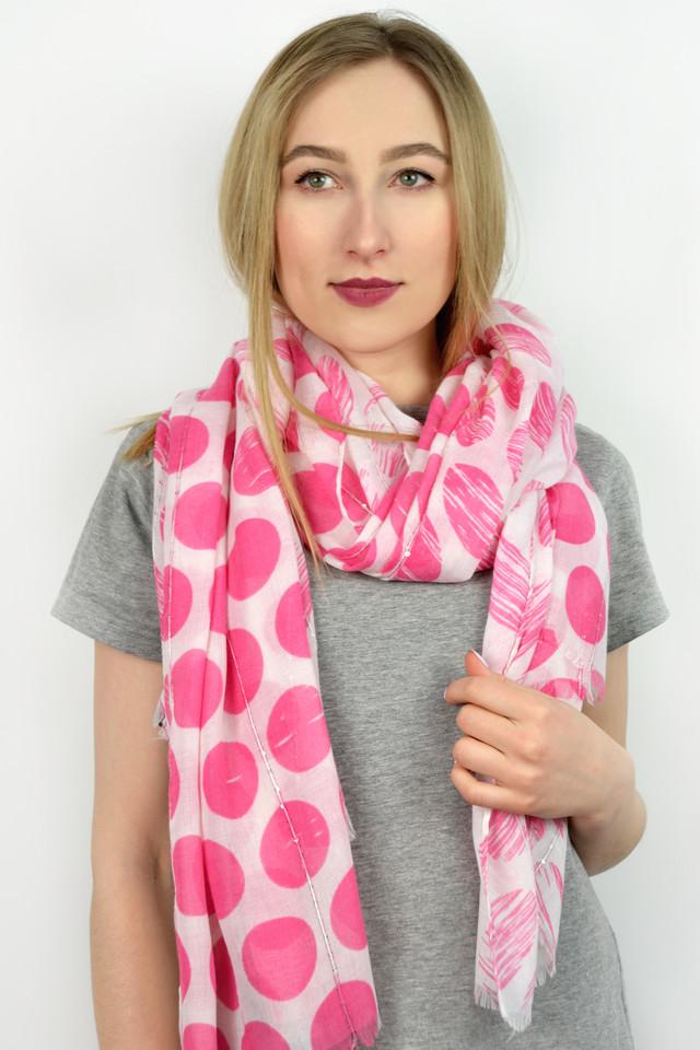 Весенние платки шарфы