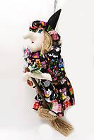 Текстильная кукла Vikamade Баба-Яга большая летящая