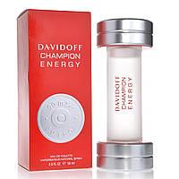 Парфюмированная вода Davidoff Champion Energy