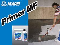 Эпоксидная грунтовка для уплотнения и гидроизоляции цементных стяжек Primer MF. 6кг. Mapei