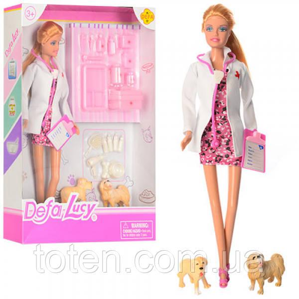 Лялька DEFA 8346A Доктор 12