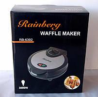 Венская вафельница Rainberg 6302