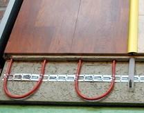 Греющий кабель Raychem под паркет,ламинат