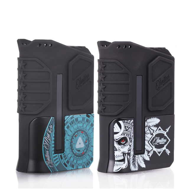 Limitless Arms Race V2 220W Box Mod