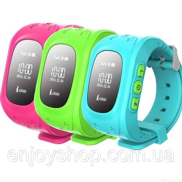 Детские Smart часы Baby watch Q50 0.96 + GPS трекер (OLED)