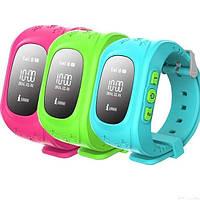 Детские Smart часы Baby watch Q50 0.96 + GPS трекер (OLED), фото 1