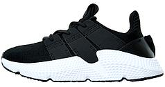 Мужские кроссовки AD Prophere Black\White. ТОП Реплика ААА класса.