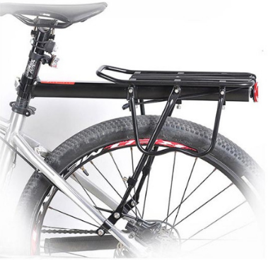 Велосипедный багажник DUUTI Cargo Racks Aluminium (Black)