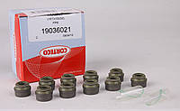 Сальник клапана (впуск/выпуск) Audi/VW (8x10.8/14.2x10) (к-кт 10шт.)