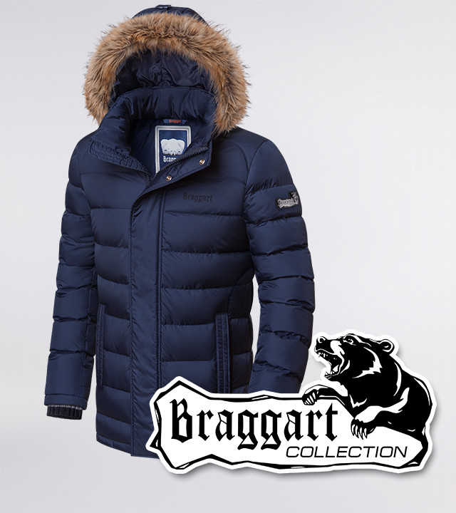 Куртка для подростков Braggart