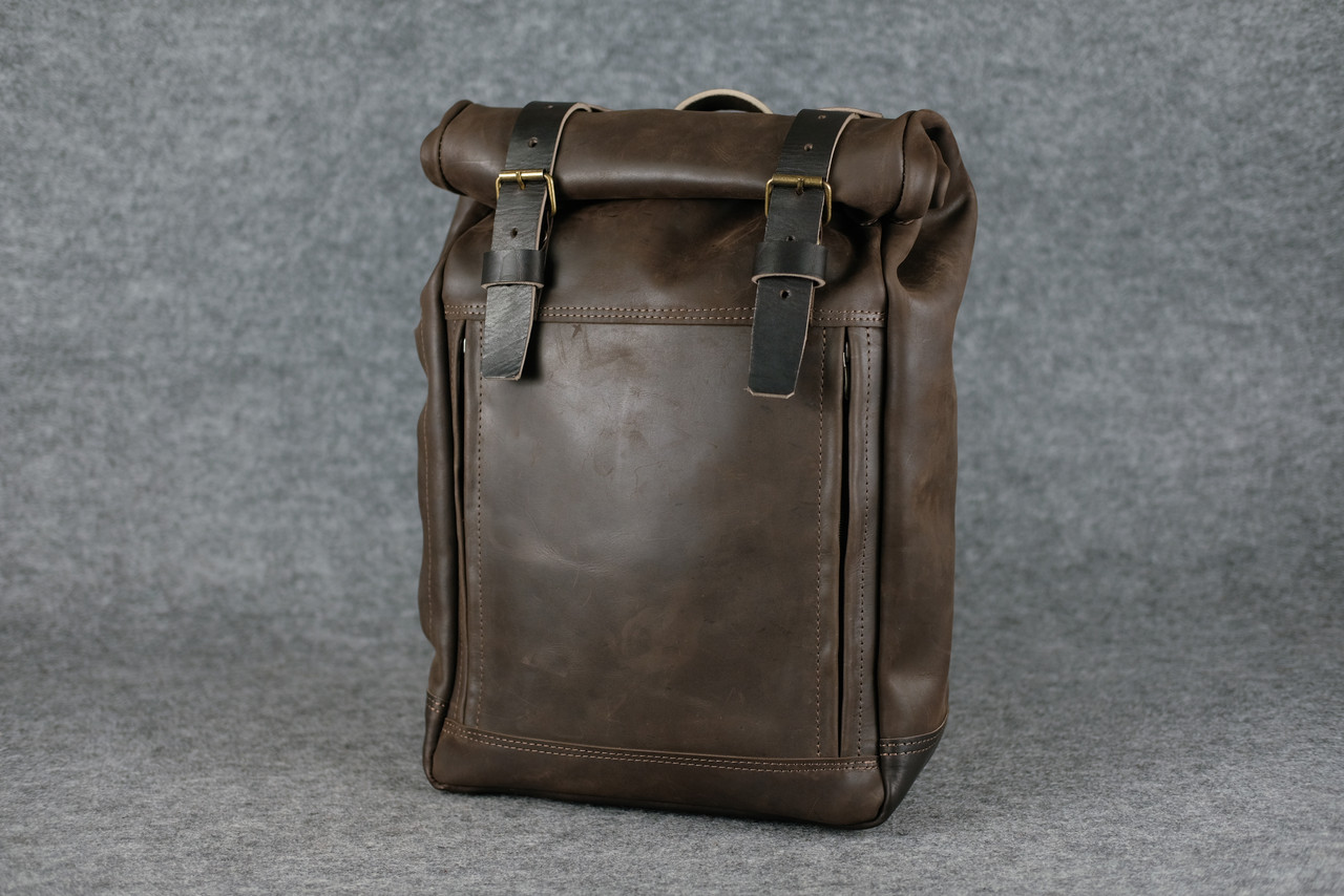 Мужской рюкзак HANKLE H7 |13217| Шоколад+Кофе
