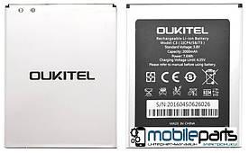 Оригинальный аккумулятор АКБ (Батарея) Oukitel C3 (Li-ion 3.8V 2000mAh)