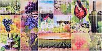ПВХ панель Регул Мозаика Осень, фото 1