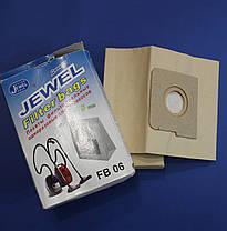 Мешки одноразовые для пылесосов LG, фото 2