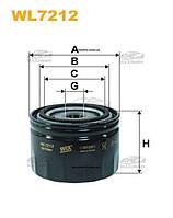 Фильтр масляный ROVER 220,420 2.0SDI 95-00, HONDA ACCORD 2.0TD 96-