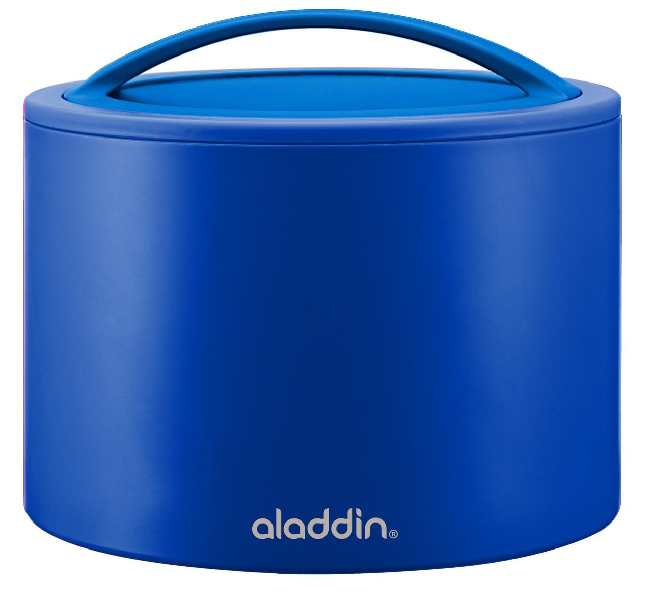 Ланч-бокс Aladdin Bento 0,6 л, синий