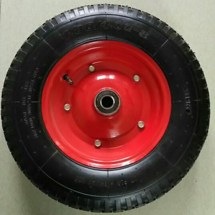 Колесо 4.80/4.00-8 TT (под ось d-16 мм)