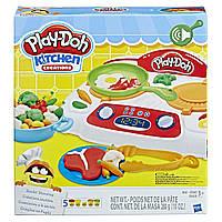 Play-Doh Kitchen Creations Веселая Кухня Со звуком, фото 1