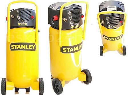 Компрессор безмасляный STANLEY 50L - 2.0HP - 10 бар, фото 2