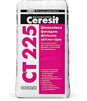 Шпаклевка фасадная финишная CT 225 Ceresit