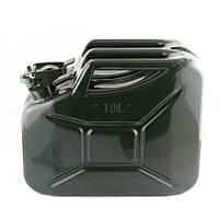 Канистра металлическая Белавто KC10, емкость 10 литров