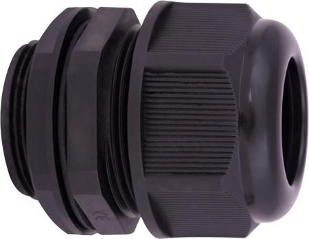 Кабельный ввод e.mg.stand.32, IP68, черный