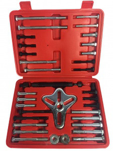 Съемник шкивов 25-100 мм 46 предметов 1-D1008 Ampro