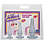 Crystal Jellies Anal Initiation Kit - Clear, фото 2