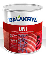 Глянцевая краска для дерева и металла Balakryl Universal (Uni) 1 кг