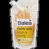Жидкое крем-мыло Milch & Honiq (дой-пак, запаска) мед-молоко