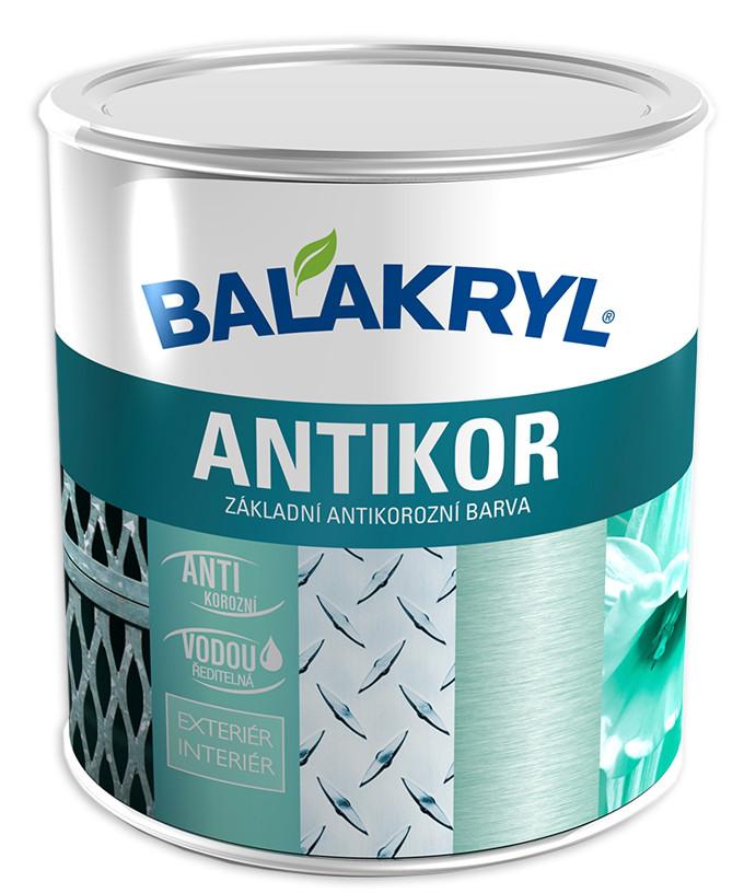 Антикоррозийная краска Balakryl Antikor. - VIP-Территория.  Клуб дизайнера и декоратора в Виннице