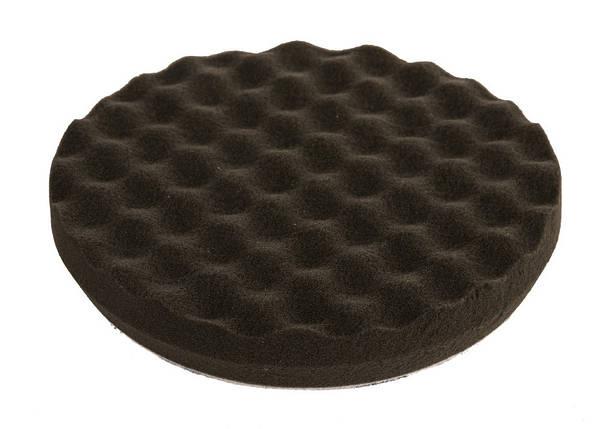 Полировальный диск рельефный мягкий - Mirka 150 мм. черный (7993115021), фото 2