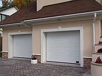 Ворота гаражні секційні RSD01 2500х2500 DoorHan, фото 1