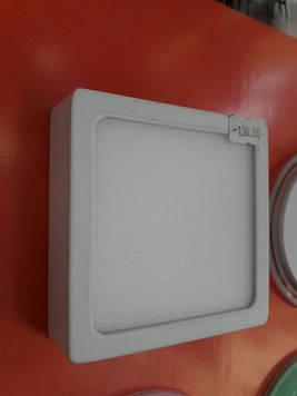 Светильник накладной  Led  panel Rigth Hausen slim 6W 4000k IP20 квадрат