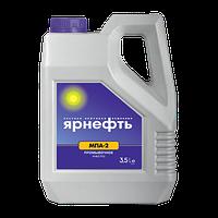 Масло Ярнефть МПА-2 промивочне 3.5л