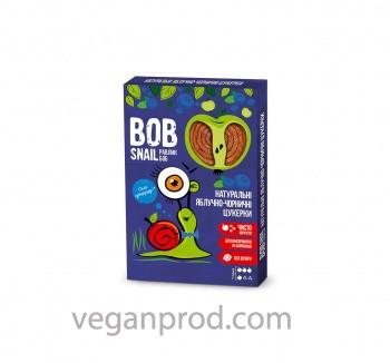 Натуральные яблочно-черничные конфеты BOB SNAIL (РАВЛИК БОБ) 60 грам