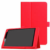 """Чехол Huawei MediaPad T3 8"""" KOB-L09 / KOB-W09 книжка красный"""