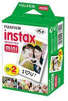 Касета FUJI INSTAX MINI TWIN 20 листов к апаратам mini 7S, 8,9,  25, 50S (exp.2019/10)