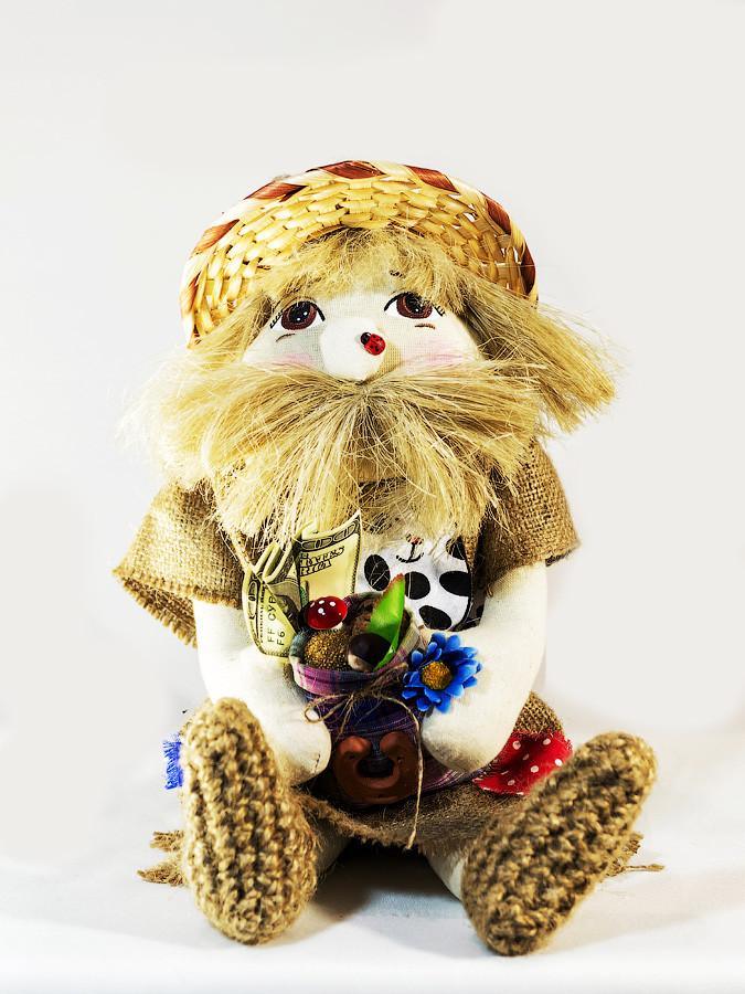 Домовёнок  Vikamade кукла  Нафаня