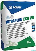 Самовирівнююча швидкотужавіюча суміш Ultraplan ECO 20 , 23 кг. Mapei.