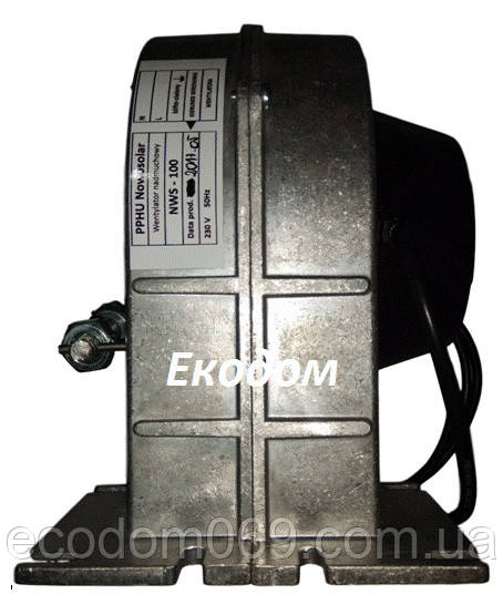 Нагнетательный вентилятор Nowosolar NWS-100 (в алюминиевом корпусе)