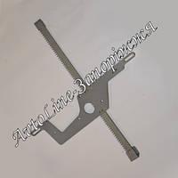 Рейка стеклоподъемника Гранат, фото 1