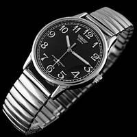 Женские часы SWIDU ремешок гармошка