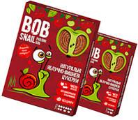 Натуральные яблочно-вишневые конфеты BOB SNAIL (РАВЛИК БОБ) 120 грамм