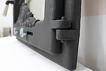 """Дверцы для камина печи барбекю """"MILAN"""" 500*500ММ Дверцы печные, фото 2"""