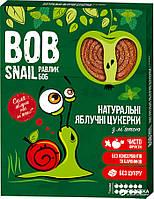 Натуральные Яблочные конфеты с Мятой BOB SNAIL (РАВЛИК БОБ) 120 грамм