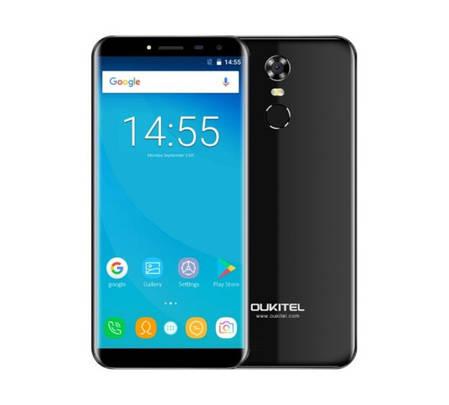 """Телефон Oukitel C8 5.5"""" безрамочный, фото 2"""