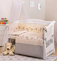 Детская постель Twins Eco Line Nice day 6 эл
