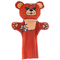 Новая весенняя колекция ярких рукавичек для кукольного театра!